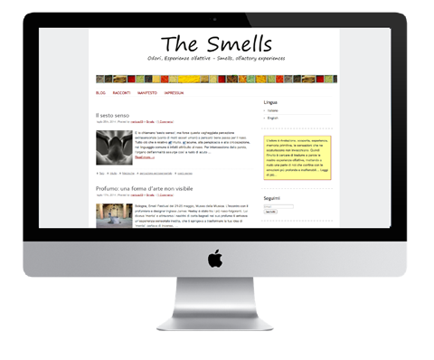 The Smells - Odori, esperienze olfattive - Smells, olfactory experiences